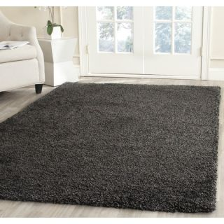 Safavieh Milan Shag Dark Grey Rug (86 x 12)   Shopping