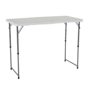 Lifetime 48'' Rectangular Folding Table