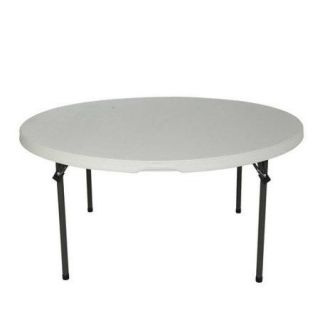 Lifetime 60'' Round Folding Table