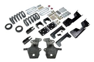 1997 2003 Ford F 150 Lowering Kits   Belltech 918   Belltech Lowering Kit