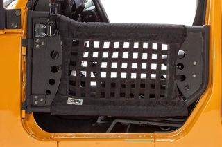 2007 2014 Jeep Wrangler Doors   Body Armor JK 6139   Body Armor GEN 3 TrailDoors