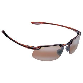 Maui Jim Kanaha Sunglasses   Tortoise Frame with HCL Bronze Lens