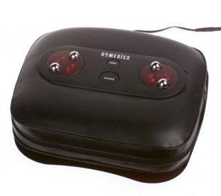 Homedics Kneading Action Foot Massager w/Infrared Heat —