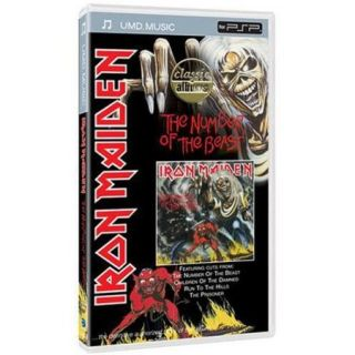 Classic Albums Iron Maiden   The Number Of The Beast (UMD For PSP)