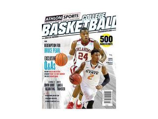 2014 15 Athlon Sports College Basketball Preview Magazine  Oklahoma Sooners/Oklahoma State Cowboys Cover
