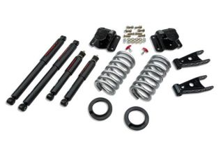 1994 1999 Dodge Ram Lowering Kits   Belltech 814ND   Belltech Lowering Kit