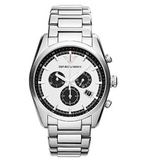 EMPORIO ARMANI   AR6007 stainless steel watch