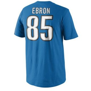 Nike NFL Player Pride T Shirt   Mens   Football   Clothing   Detroit Lions   Eric Ebron   Battle Blue