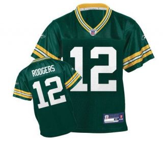 NFL Green Bay Packers Aaron Rodgers Infant Replica Jersey —