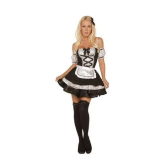 Adult Maid To Please Costume Elegant Moments 9229, Extra Large,Large,Medium,Small