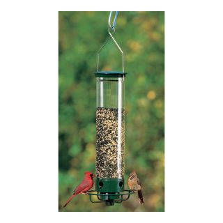 Droll Yankees Yankee Flipper Squirrel-Proof Bird Feeder, Model# YF