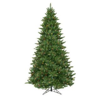 Vickerman 4.5 Prelit Camdon Fir Artificial Christmas Tree with 300