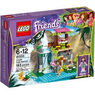 LEGO Friends Jungle Falls Rescue   Toys & Games   Blocks & Building