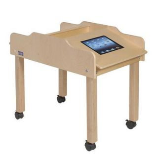 Steffy Wood Products 35'' x 19'' Rectangular Classroom Table