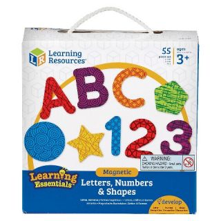 Resources Magnetic Letters Numbers and Shapes