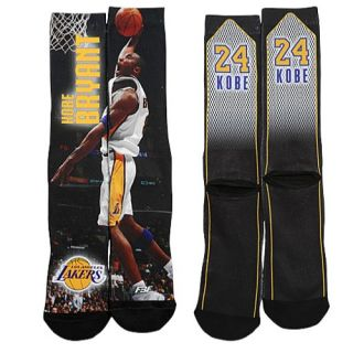 For Bare Feet NBA Sublimated Player Socks   Mens   Basketball   Accessories   Chicago Bulls   Rose, Derrick   Multi