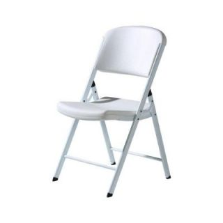 Lifetime Classic White Commercial Folding Chair (32 Pack) DISCONTINUED 80360