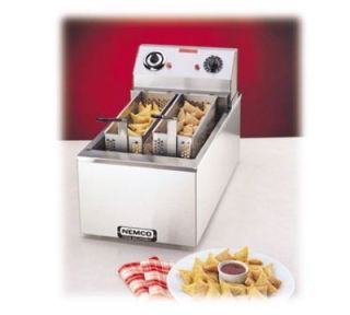 Star 515F Countertop Electric Fryer   (1) 15 lb Vat, 208v/1ph