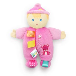 Bright Starts Cozy Cutie Baby Doll Toy