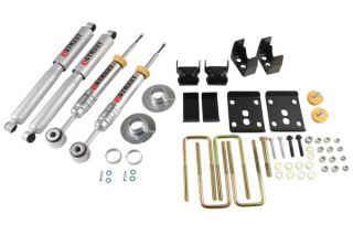 2009 2013 Ford F 150 Lowering Kits   Belltech 972SP   Belltech Lowering Kit