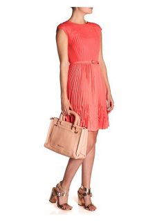 Ted Baker Terna pleated hem dress