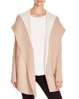 Joie Gredan Hooded Wool Cashmere Cardigan