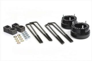 Daystar   Daystar 2 Inch Suspension System Lift Kit KC09122BK   Fits 1994   2012 Dodge Ram 2500 and 3500 4WD, Mega Cab 1500 4WD