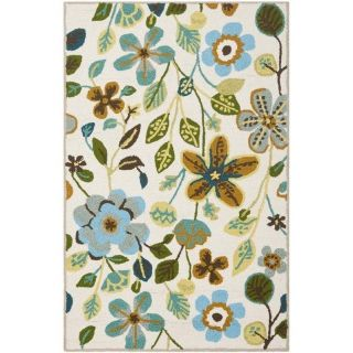 "Safavieh Four Seasons Ivory Indoor Rug   Runner 2'6"" x 4'   FRS429A 24"