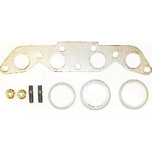 2005 2007 Ford Five Hundred Exhaust Manifold Gasket   Fel Pro, Direct Fit, Stock, Steel core laminate