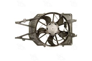 2000, 2001, 2002 Ford Focus Electric Cooling Fans   Four Seasons 75944   Four Seasons Radiator Fan