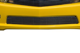2010 2013 Chevy Camaro Bumper Grilles   Carriage Works 44601   Carriage Works Bumper Grille