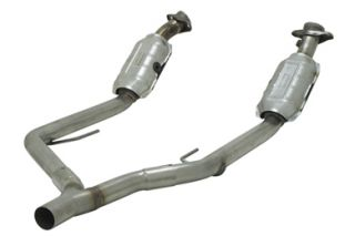 2005 2009 Ford Mustang Catalytic Converters   Flowmaster 2020040   Flowmaster Direct fit Catalytic Converters   49 State Legal
