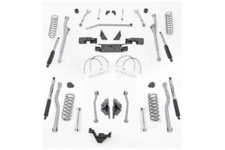 2007 2016 Jeep Wrangler Lift Kits   Rubicon Express JKR443M   Rubicon Express Lift Kits