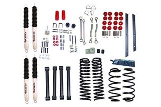 1997 2002 Jeep Wrangler Lift Kits   ORV 18415.4   ORV Complete Jeep Lift Kits