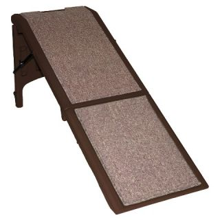 Pet Gear Free Standing Extra Wide Carpeted Pet Ramp