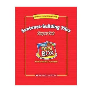 Sentence Building Tiles Super Set ( Little Red Tool Box) (Teachers