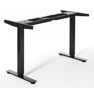 Quadro Height Adjustable Desk by Swedstyle