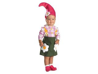 Child's Flower Garden Gnome Halloween Costume
