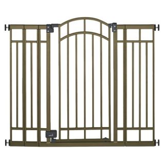 Summer Infant Multi Use Bronze Deco Extra Tall Walk Thru Safety Gate