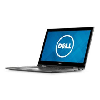 Dell Inspiron Convertible 2 in 1 Full HD Touchscreen 15.6 Laptop, Intel Core i5 6200U Processor, 8GB Memory, 256GB SSD, IR Camera, Windows 10
