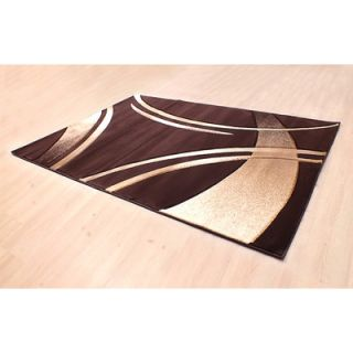 Segma Inc. Reflections Dark Brown Rug