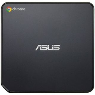 ASUS Midnight Blue Chromebox M075u Desktop PC with Intel Core i3 4010U Processor, 4GB Memory, 16GB SSD and Chrome OS (Monitor Not Included)