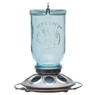 Perky Pet Mason Jar Wild Bird Feeder 784