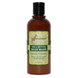 Out Of Africa Shea Butter Body Wash Lemon Verbena