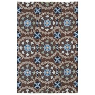 Kaleen Home & Porch Collection Indoor Outdoor Accent Rug   3x5' 7791M 86