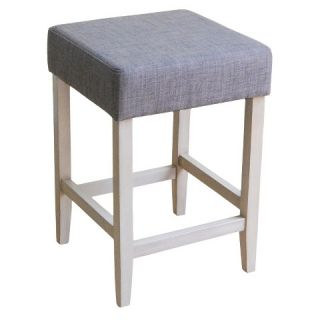 Threshold™ Square 24 Counter Stool   Gray