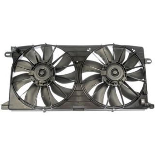 Dorman 620 643 Dual Fan Assembly, Both