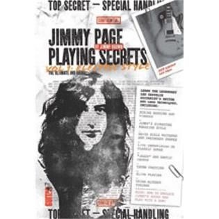 Alfred Alfred Guitar World Jimmy Page Playing Secrets  Vol. 1