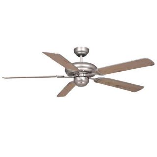 Vaxcel Lighting FN52125BN 34 Gold Medallion 5 Blade Indoor Ceiling Fan in Brushed Nickel