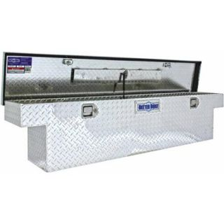 "61.5"" Crossover Single Lid Narrow Truck Tool Box, Single Shock"